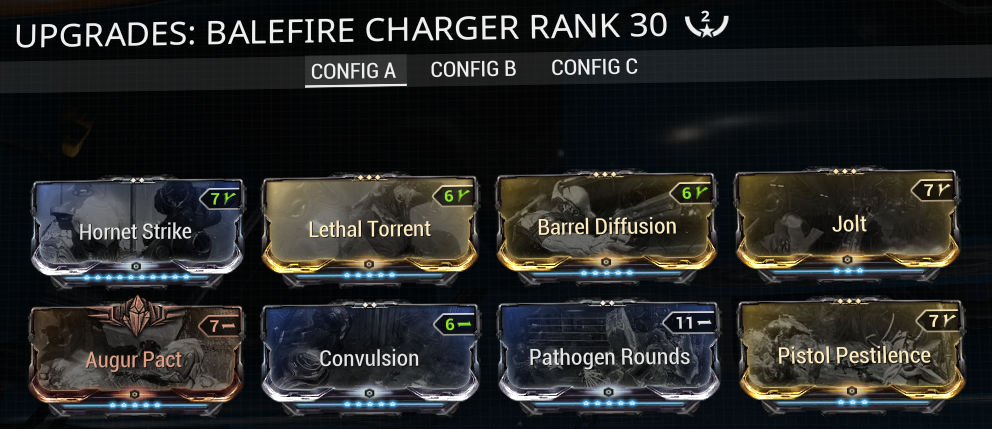 Balefire Charger